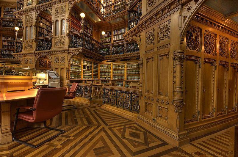 Libraries30 Библиотеки, в которые хочется возвращаться