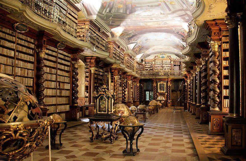 Libraries31 Библиотеки, в которые хочется возвращаться