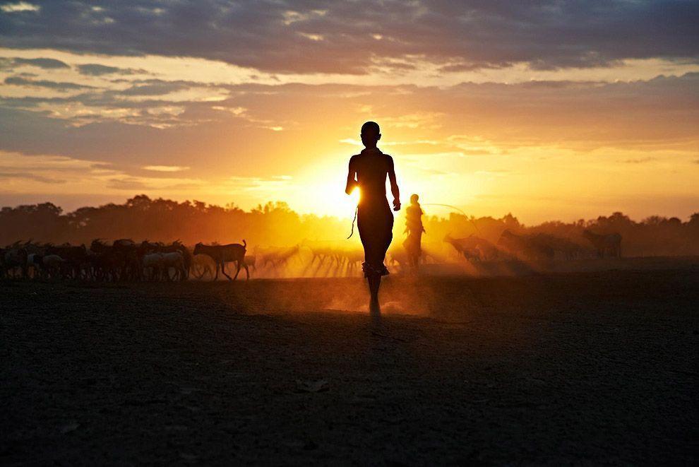 McCurry16 Самые красивые фотографии Стива Мак Карри со всего света