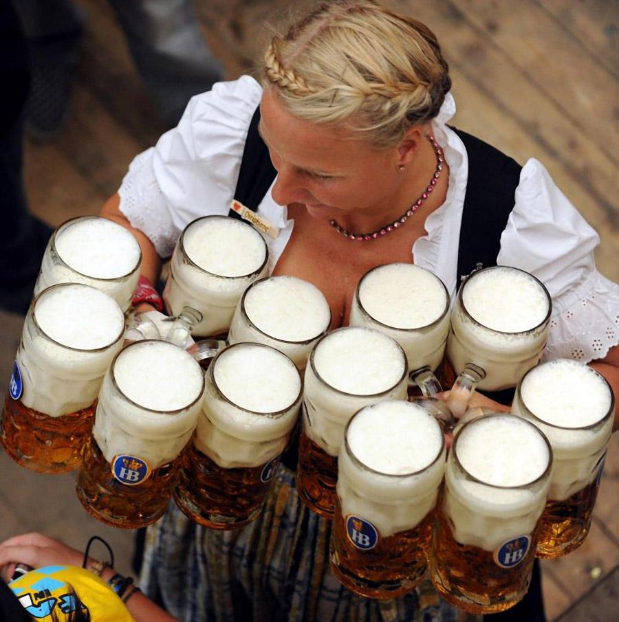 Октоберфест картинки с пивом, для открытки днем