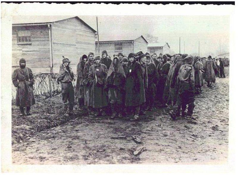 Шталаг XVIIIA лагере, XVIIIA, русских, лагерь, Шталаг, советских, пленных, англичан, тысяч, лагеря, военнопленных, бывших, октябрь, эрзацхлеб, картошки, нечищенной, подгнившей, Баланда, качество, меньше