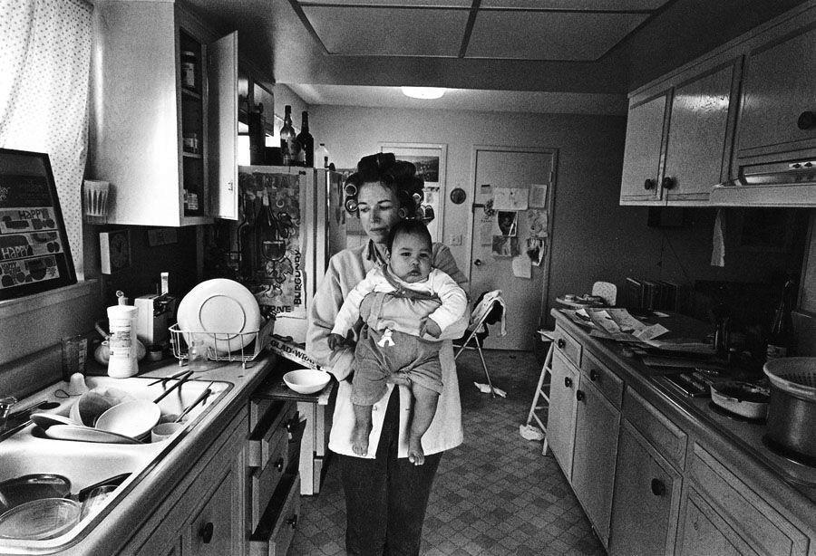 Suburbia05 19 лучших фотографий американских обывателей