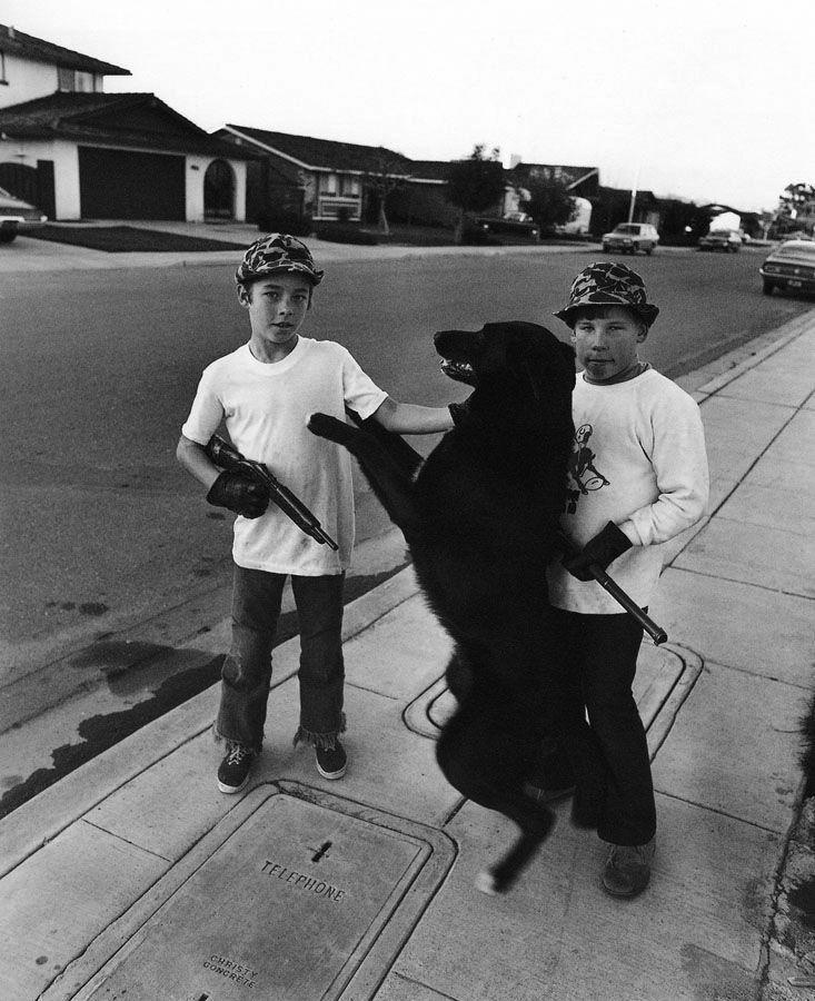 Suburbia09 19 лучших фотографий американских обывателей