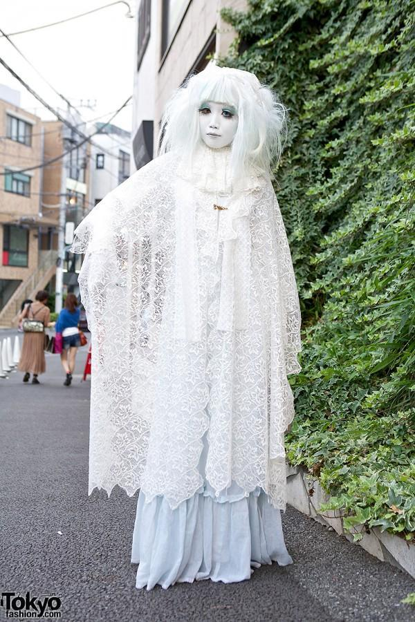 TokyoStyle01 Уличная мода Токио