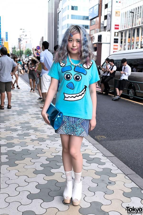 TokyoStyle02 Уличная мода Токио