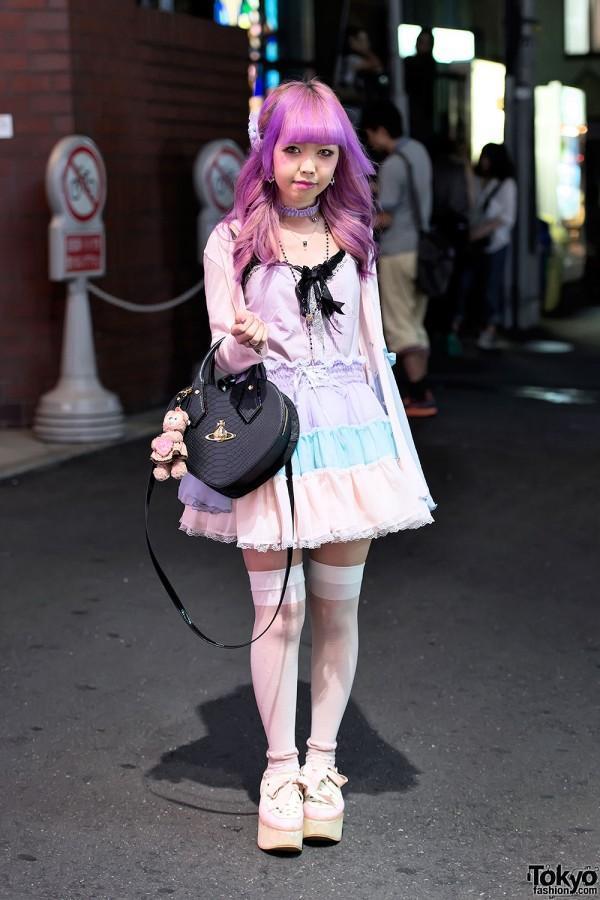 TokyoStyle03 Уличная мода Токио