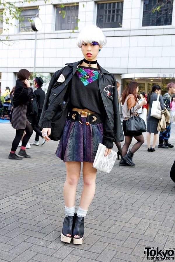 TokyoStyle08 Уличная мода Токио