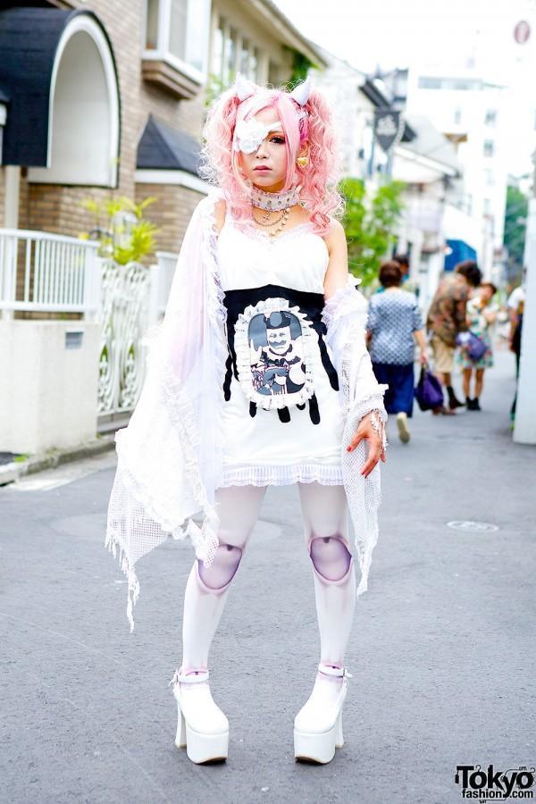 TokyoStyle09 Уличная мода Токио