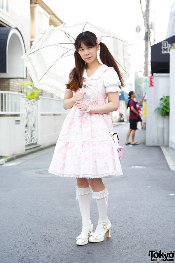 TokyoStyle10 Уличная мода Токио