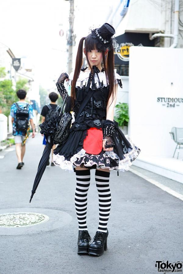 TokyoStyle11 Уличная мода Токио