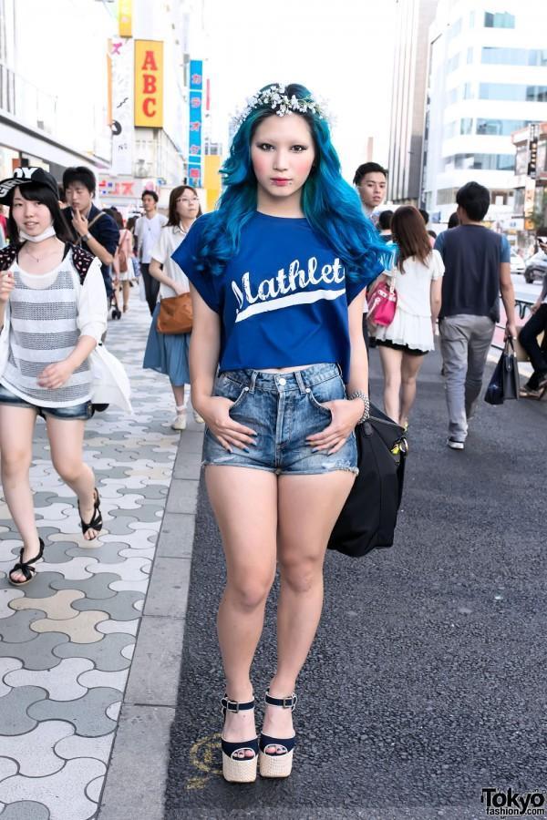 TokyoStyle14 Уличная мода Токио