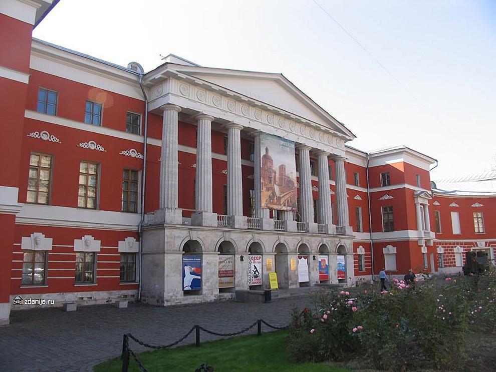 Tolstoy02 7 главных московских зданий из романов Льва Толстого