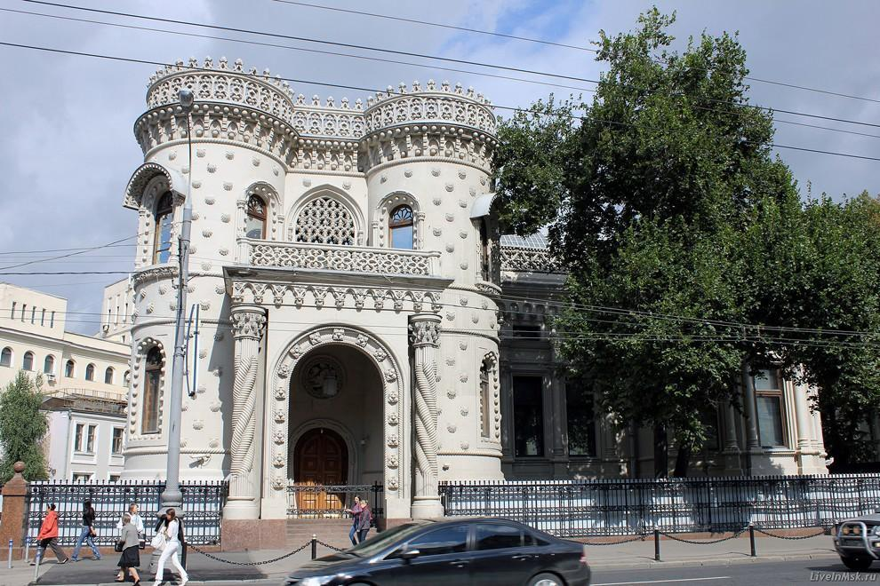 Tolstoy04 7 главных московских зданий из романов Льва Толстого