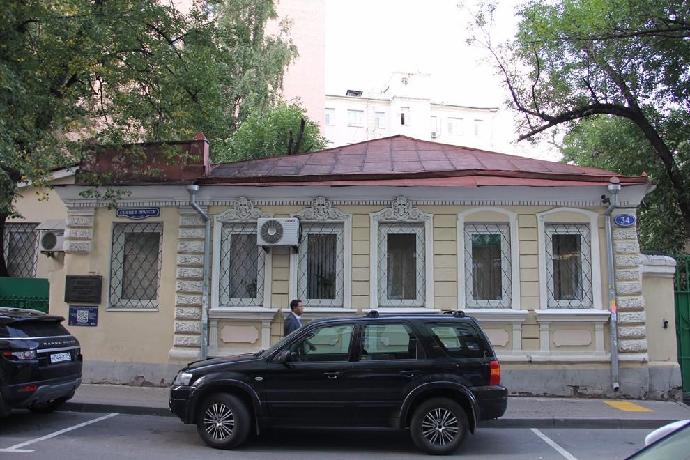 Tolstoy05 7 главных московских зданий из романов Льва Толстого