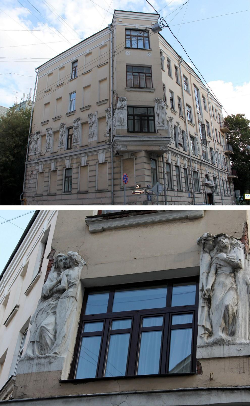 Tolstoy06 7 главных московских зданий из романов Льва Толстого