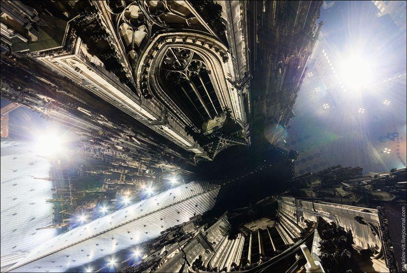 Urban Exploration 2013: Европа