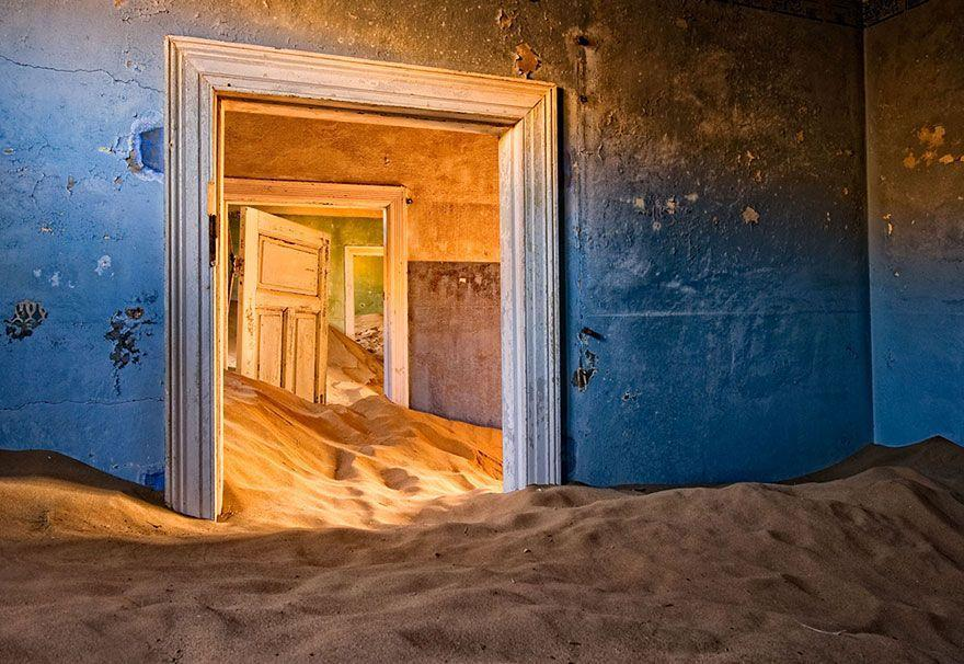 abandoned03 Заброшенные места с жутковатой атмосферой