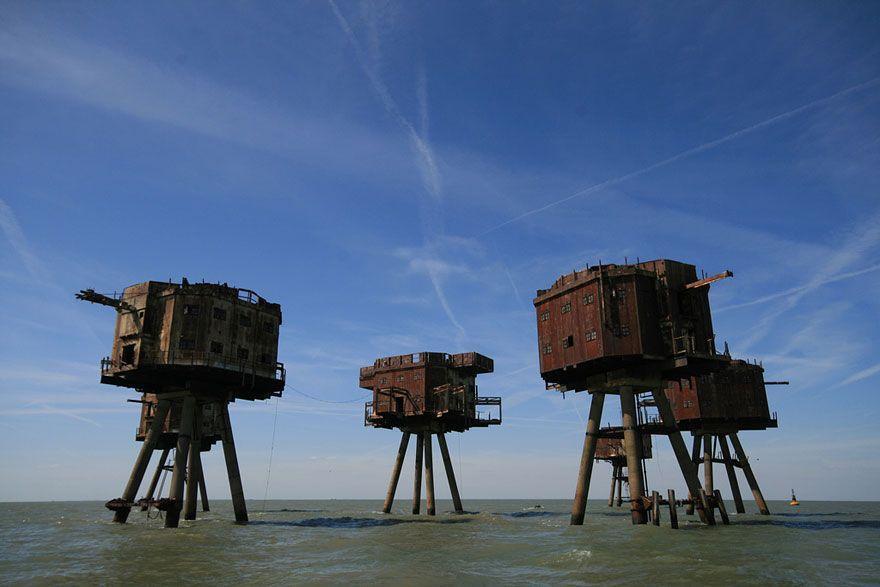 abandoned05 Заброшенные места с жутковатой атмосферой