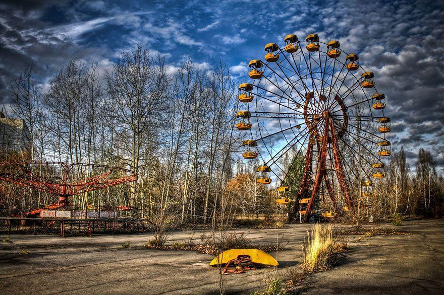 abandoned07 Заброшенные места с жутковатой атмосферой