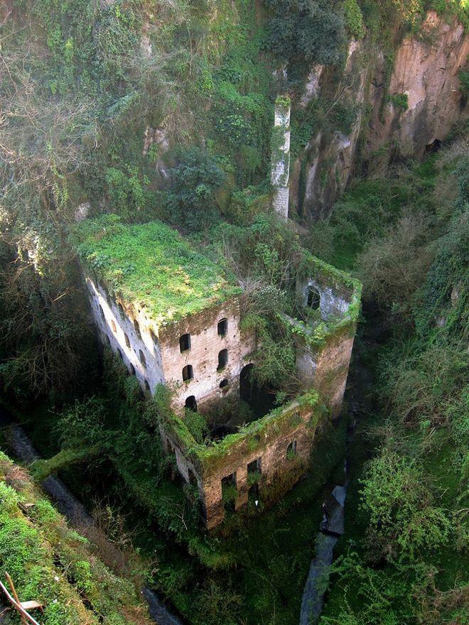 abandoned12 Заброшенные места с жутковатой атмосферой