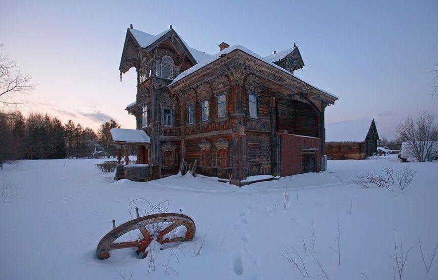 abandoned19 Заброшенные места с жутковатой атмосферой