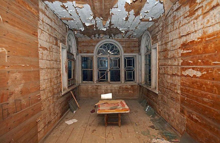 abandoned20 Заброшенные места с жутковатой атмосферой