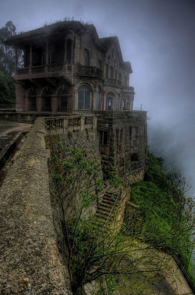 abandoned23 Заброшенные места с жутковатой атмосферой