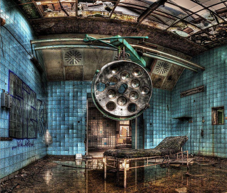 abandoned27 Заброшенные места с жутковатой атмосферой