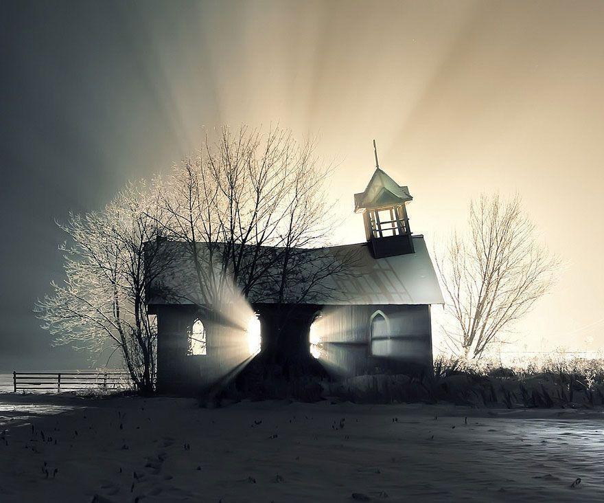 abandoned31 Заброшенные места с жутковатой атмосферой