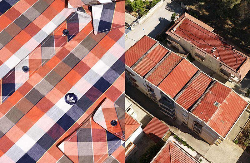 aeroclothes04 Аэроснимок и модная одежда – единое целое