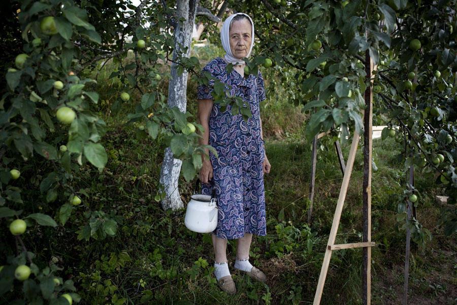 aunties03 15 уникальных фотографий из жизни российской глубинки
