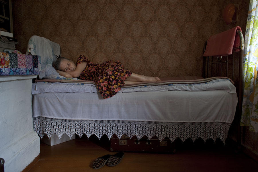 aunties09 15 уникальных фотографий из жизни российской глубинки