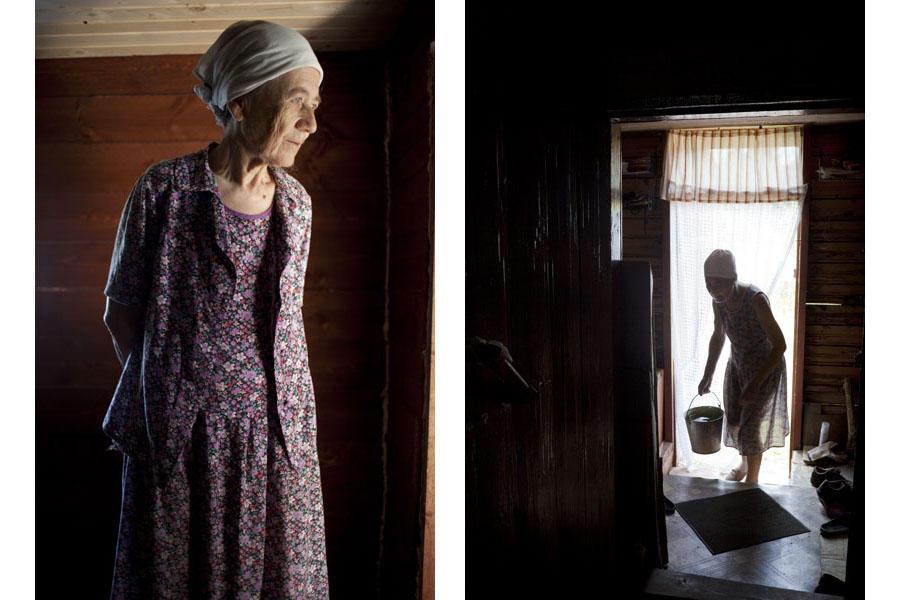 aunties11 15 уникальных фотографий из жизни российской глубинки
