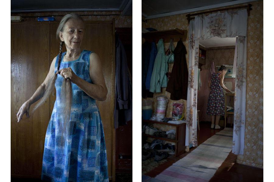 aunties14 15 уникальных фотографий из жизни российской глубинки