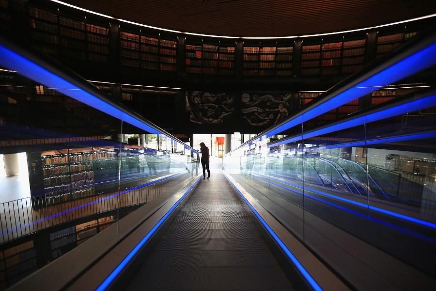 biggestlibrary03 Самая большая библиотека в Европе