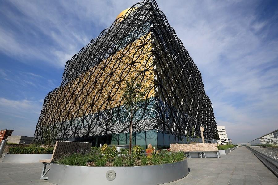biggestlibrary05 Самая большая библиотека в Европе