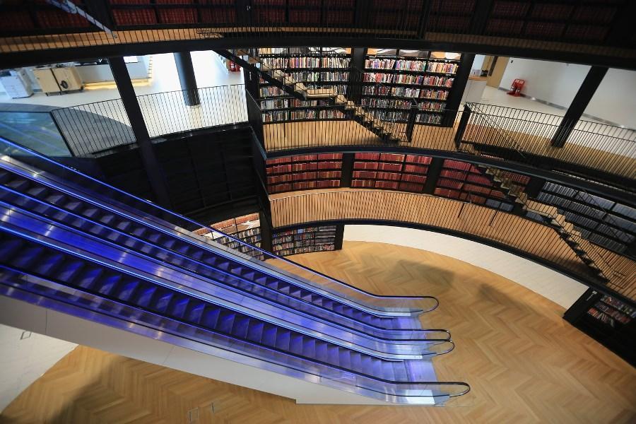 biggestlibrary10 Самая большая библиотека в Европе