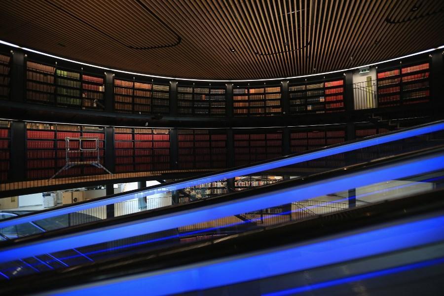 biggestlibrary13 Самая большая библиотека в Европе