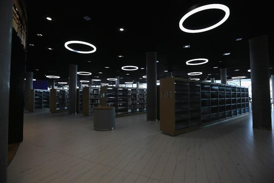 biggestlibrary14 Самая большая библиотека в Европе