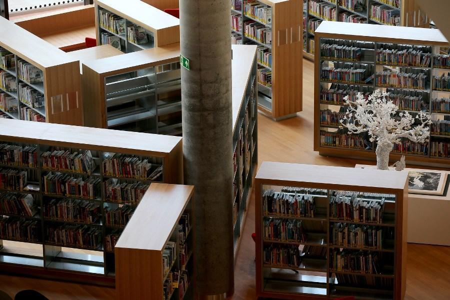 biggestlibrary15 Самая большая библиотека в Европе