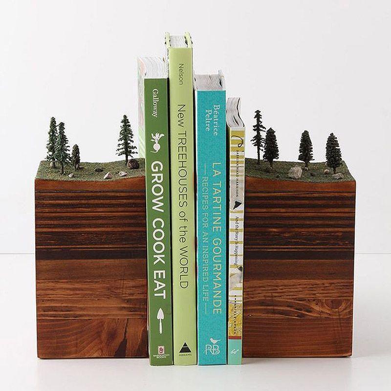 bookhold11 Креатив на книжной полке