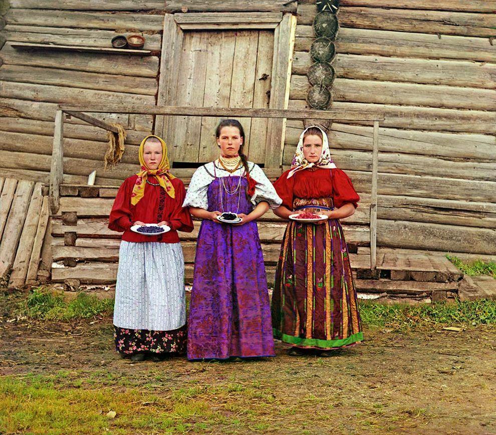 colorportrait02 Самые первые цветные портреты жителей России