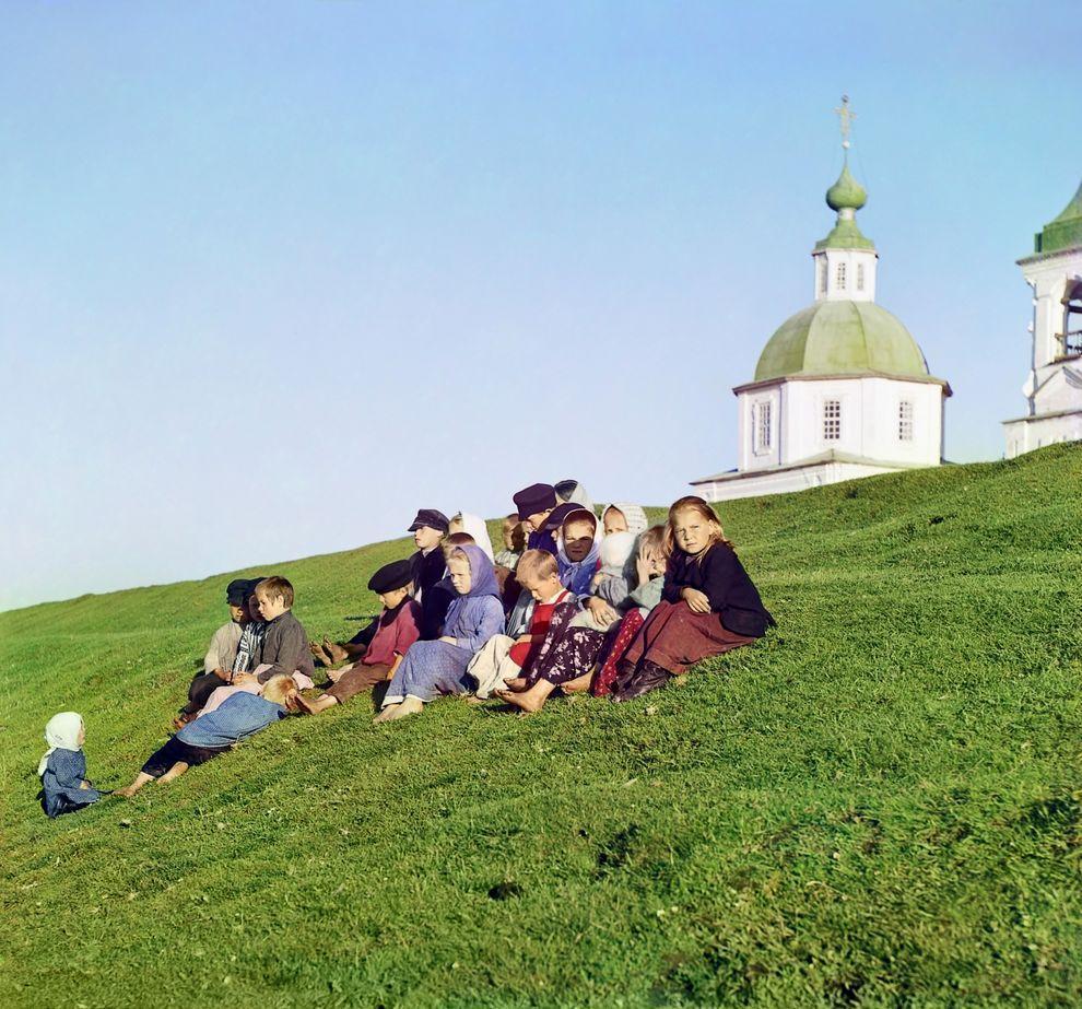 colorportrait03 Самые первые цветные портреты жителей России