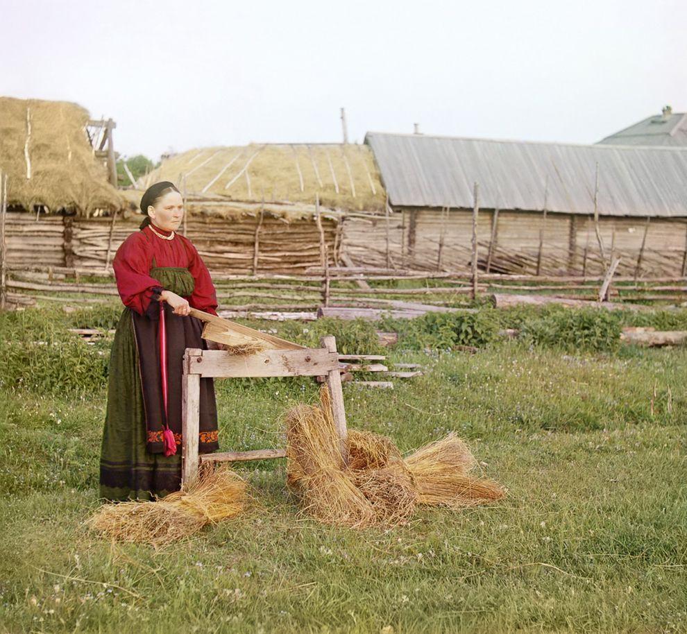 colorportrait06 Самые первые цветные портреты жителей России