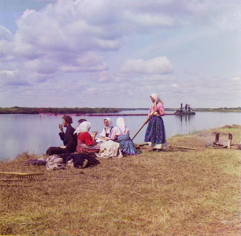 colorportrait08 Самые первые цветные портреты жителей России