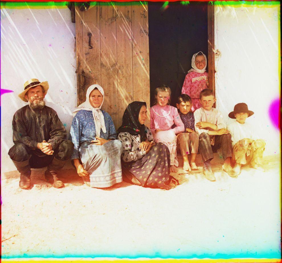 colorportrait10 Самые первые цветные портреты жителей России