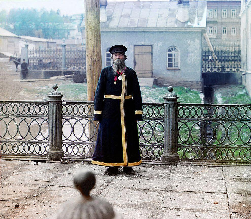 colorportrait12 Самые первые цветные портреты жителей России