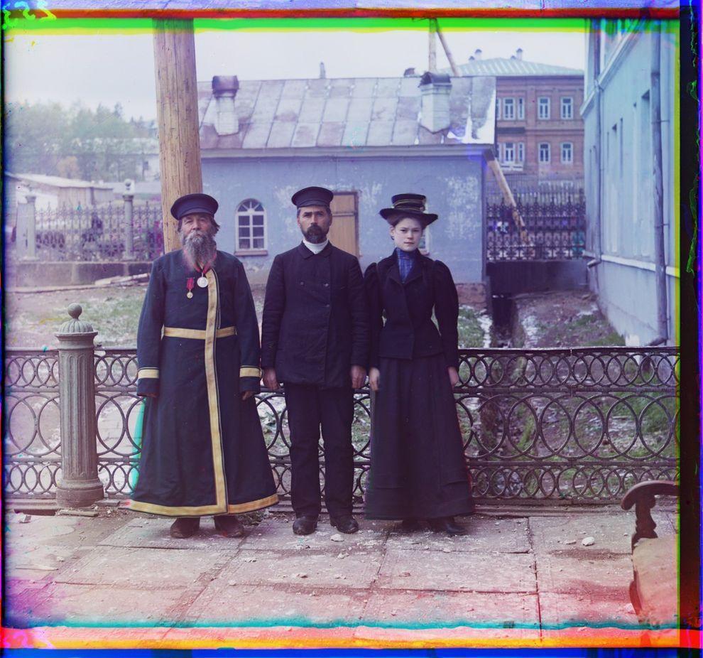 colorportrait13 Самые первые цветные портреты жителей России
