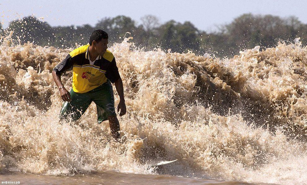flow11 Уникальная приливная волна