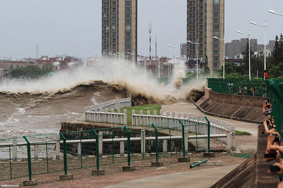 flow13 Уникальная приливная волна